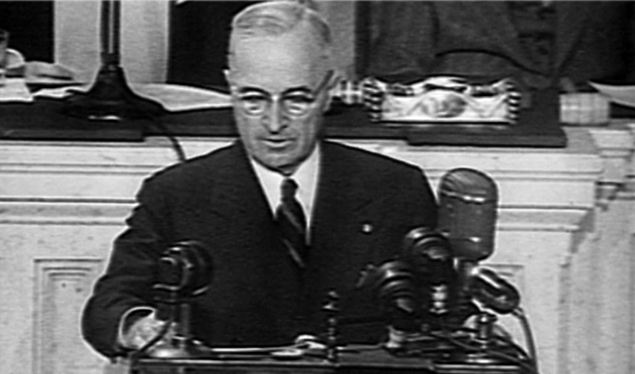 why was harry truman a good president Harry s truman — man of the people john f kennedy — bold, articulate leader  with a great deal of charisma richard nixon — introspective president with a.